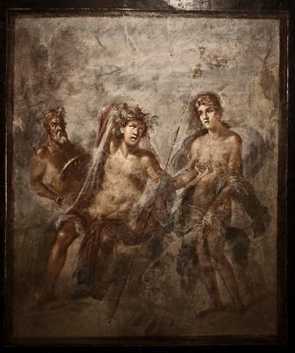 A Day in Pompeii Exhibit