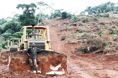 Land grabbing in Uganda