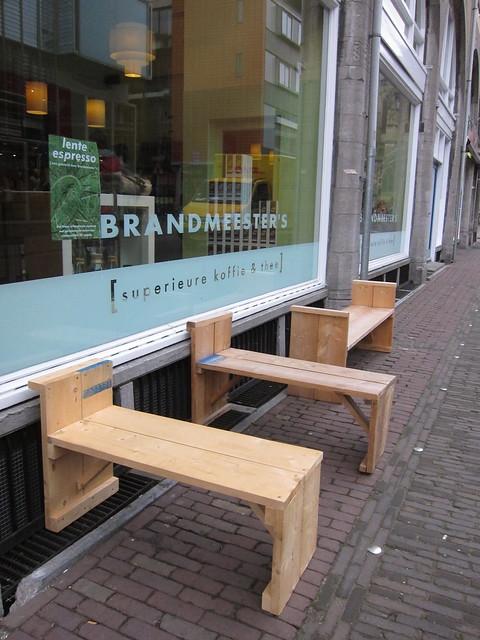 Utrecht benches