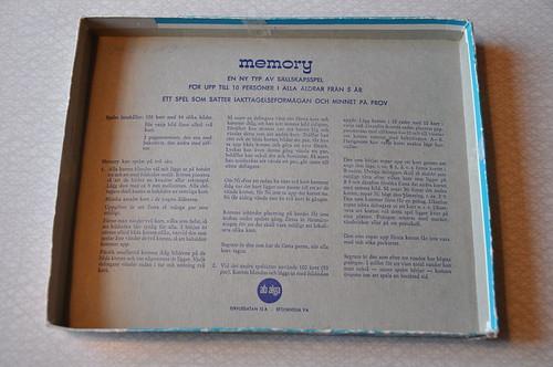Memory Alga