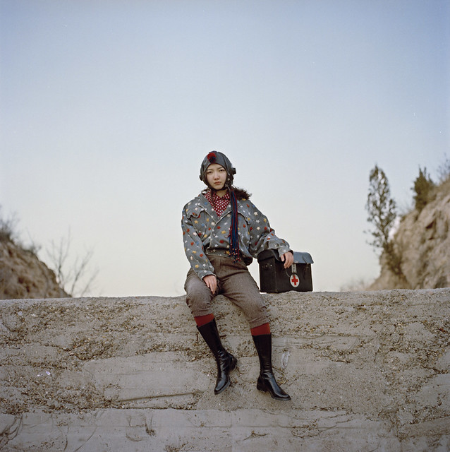 NEWS HUB | Lookbook Photography by Liu Shuwei | art and design news