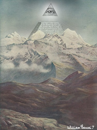DEBT MOUNTAIN by Colonel Flick