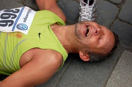 Jak nebýt na maratonu za stálého outsidera