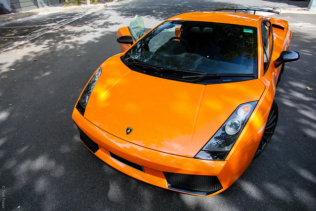 Image: Lamborghini Gallardo Superleggera Double Shoot