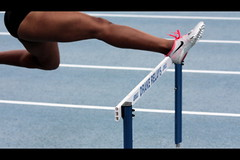 athletics, track and field athletics, sports, hurdle, hurdling, athlete,