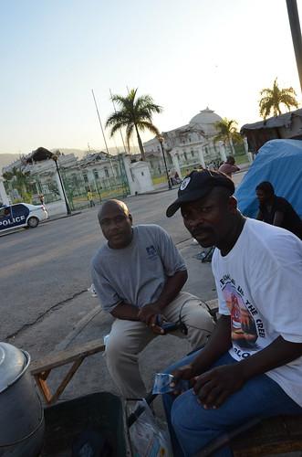 haiti homeless om dtm camps