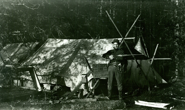 Hunting Camp Unidentified