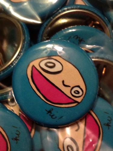 Hi, buttons!