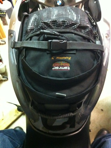 Lookin For New Tank Bag For F650cs Anyone Know Where To