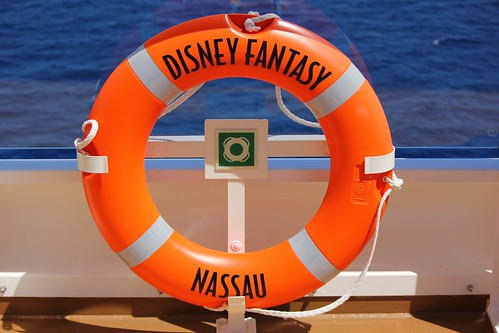Disney Fantasy inner tube