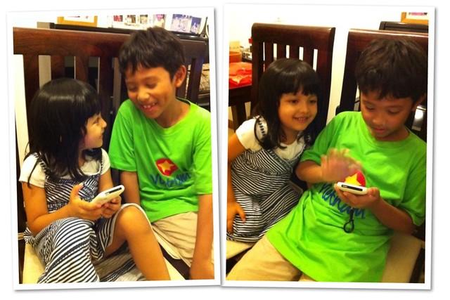 Naia & Aidan