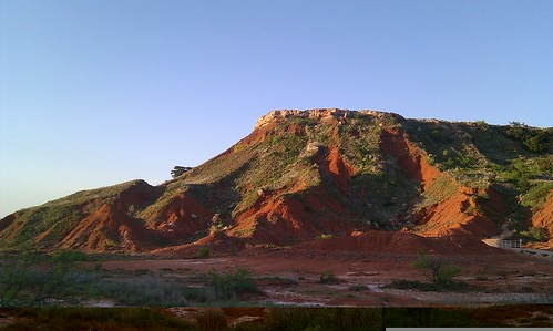 Gloss Mountains State Park