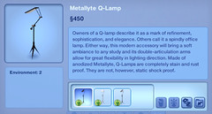 Metallyte Q-Lamp