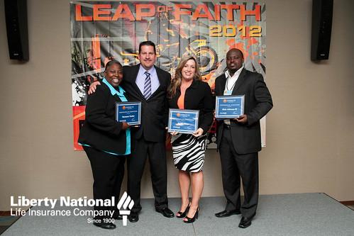 Liberty National Life Insurance Company: Terah Mims Branch