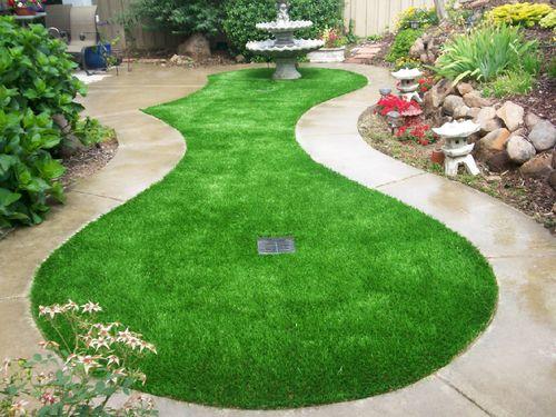 C sped artificial ventajas y desventajas for Suelos de hormigon para jardin