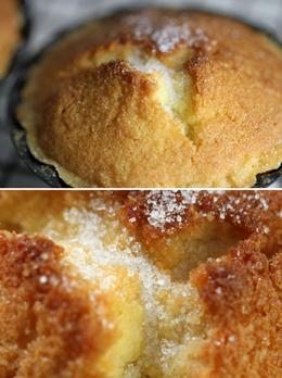 admond cream mini tart