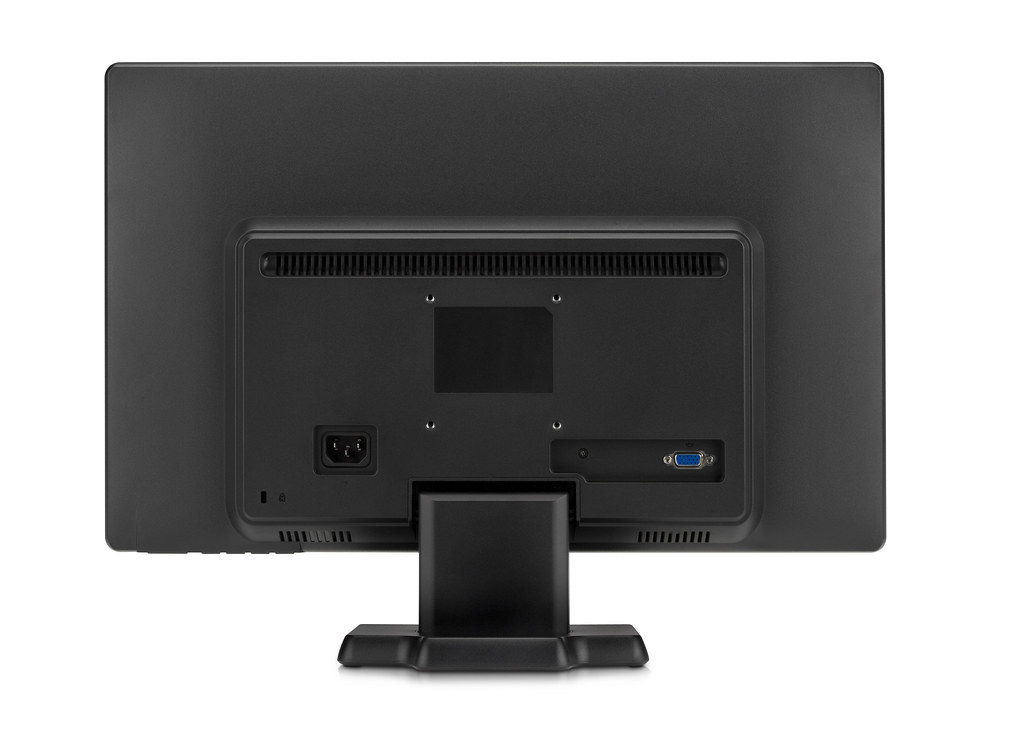 HP W2071d LED Backlit LCD Monitor - 01