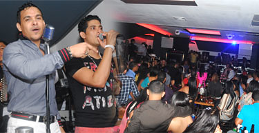 Internacional I SwinG @ Sober Lounge