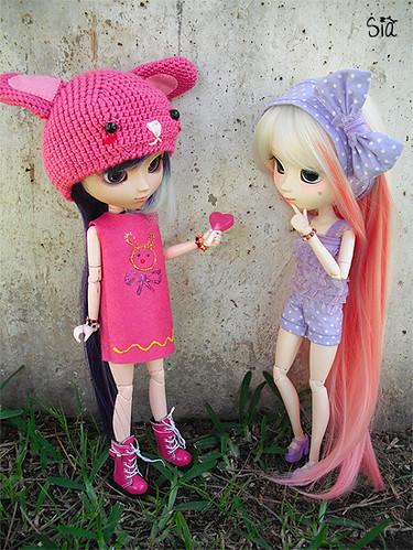Sumomo y Bou