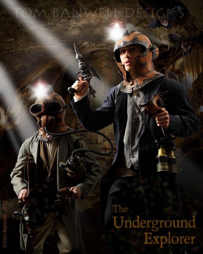 The-Underground-Explorer