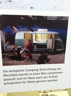 Westfalia Camping Box