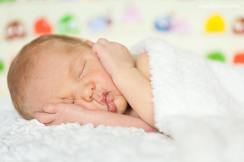 Никита, 14 дней. Фотосессия новорожденного Гродно