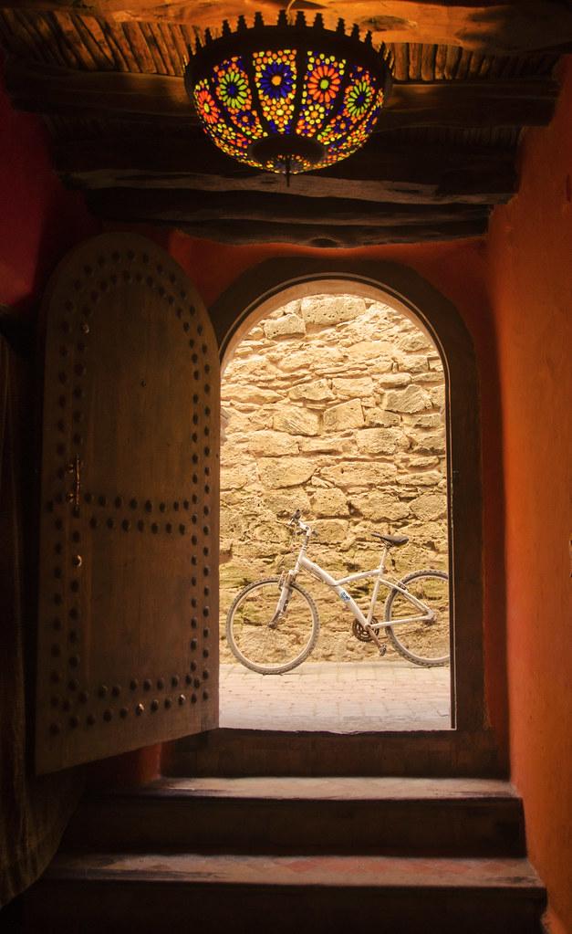 Bicicleta esperando