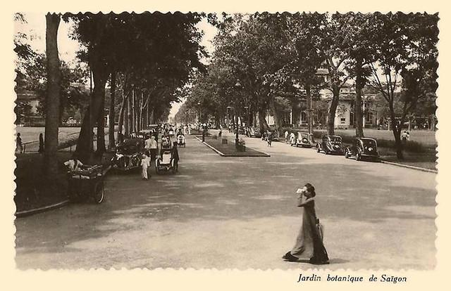 Saigon - Jardin Botanique