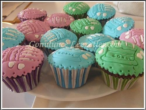 doğum günü muffin 2