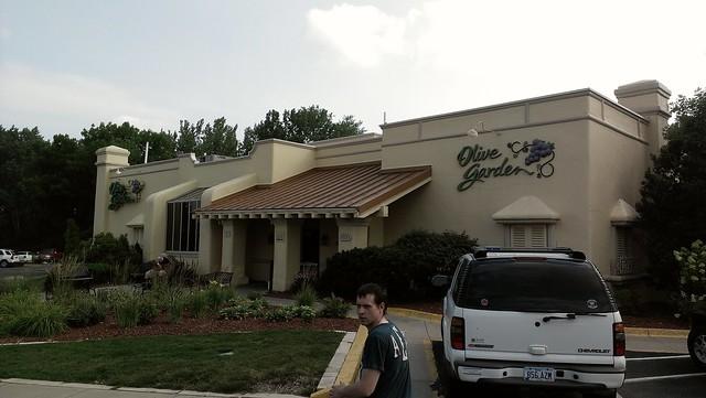 Olive Garden Westown Parkway West Des Moines Iowa Flickr Photo Sharing