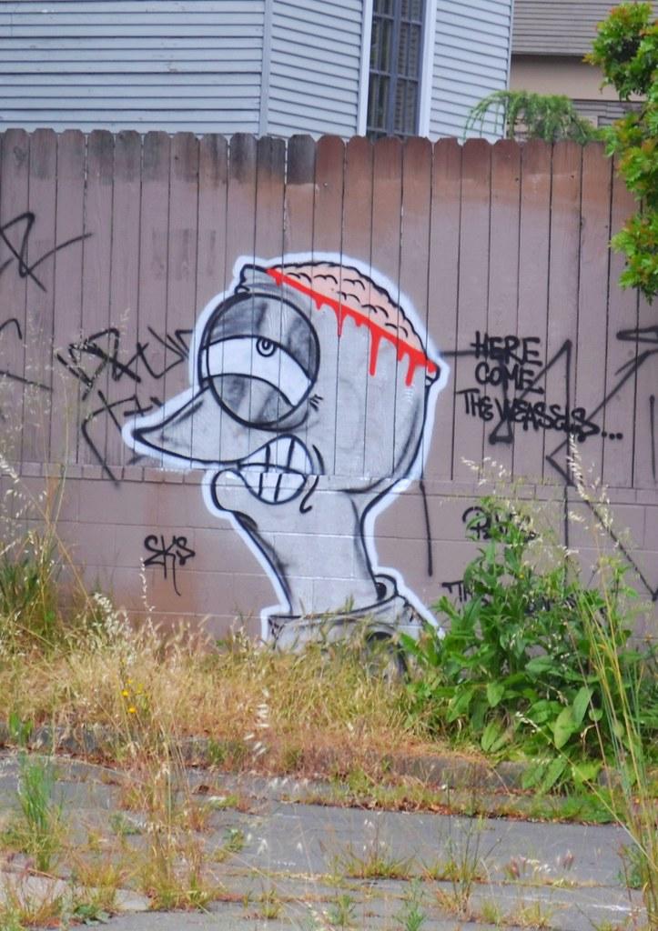 LOGO, EK, 640, PTV, Graffiti, Street Art,