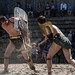gladiator fight