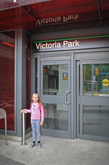 Victoria Park Station by Clover_1