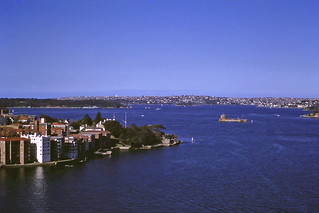 Sydney Harbour '78