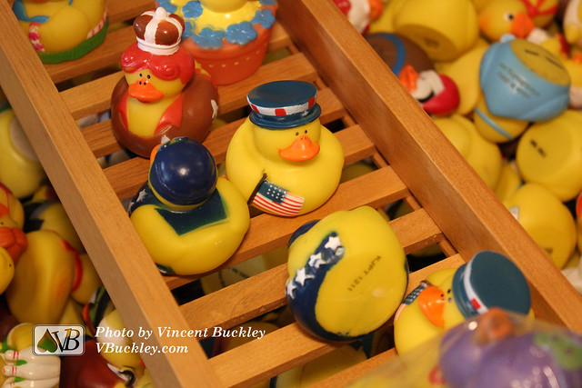 Rubber Duck 4th of July