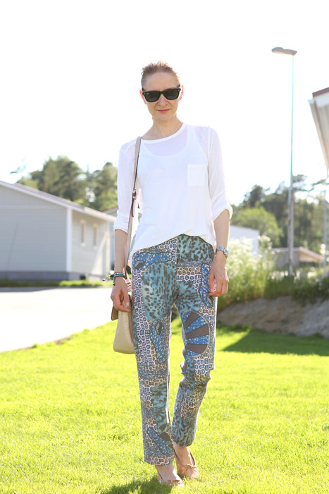 acne africa pants