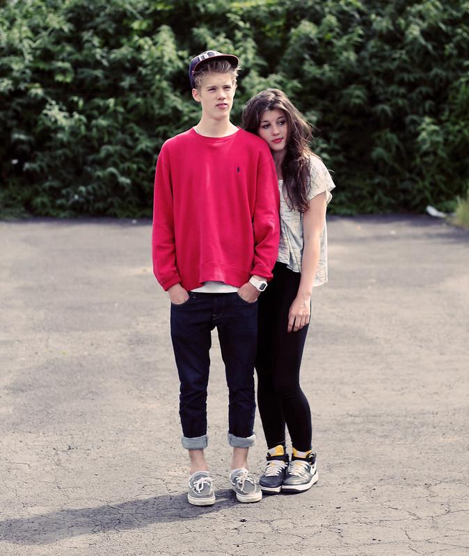 Lucile & Arthur