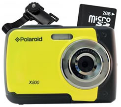 Polaroid x800 PACK