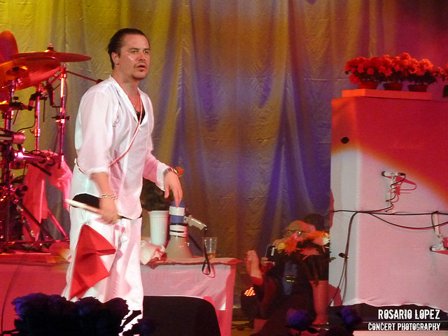 Faith No More (shot with compact camera)