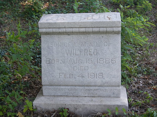 cemetery grave kentucky barlow wilfred oldhazelwoodcemetery