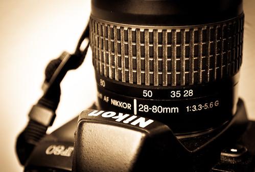 Nikkor AF 28-80mm G