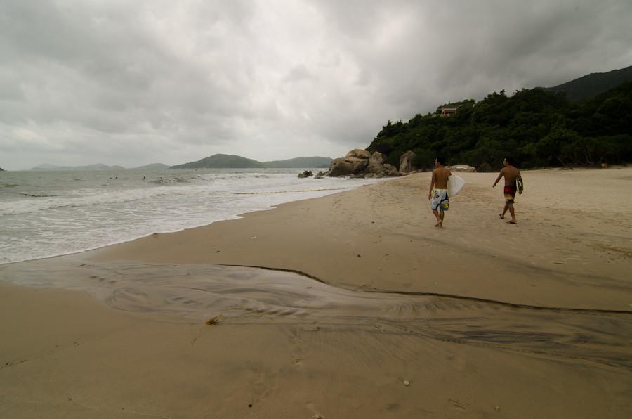Lower Cheung Sha Beach