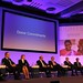 USAID's Dr Raj Shah (far left), chairs the Donor Commitments panel at the London Summit on Family Planning