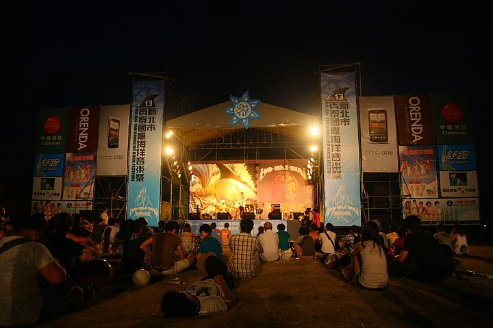 2012貢寮國際海洋音樂(福隆)010