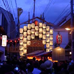 Yoiyama Kyoto 2012