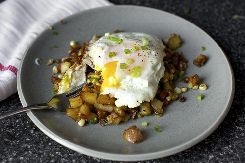 bacon corn hash | smitten kitchen