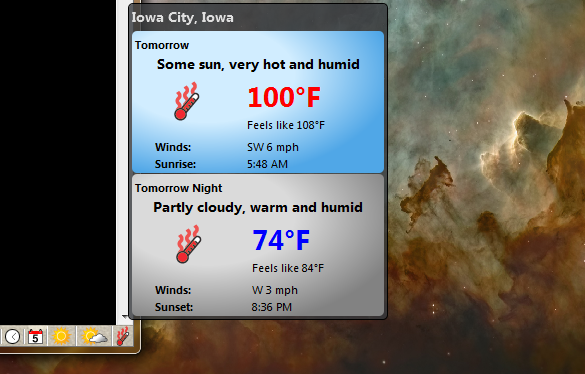 39w weather