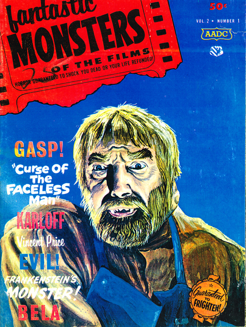 Fantastic Monsters Of The Films - 7