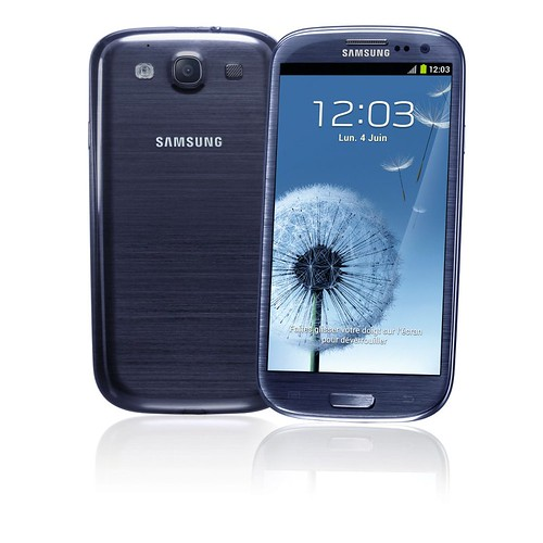 Galaxy SIII Bleu