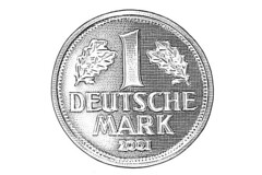 Deutsche Mark 2001